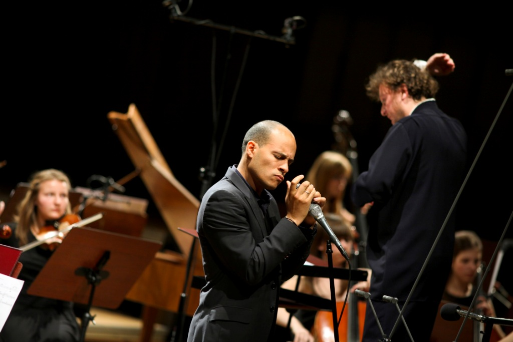 Grégoire Maret - gwiazda jazzu