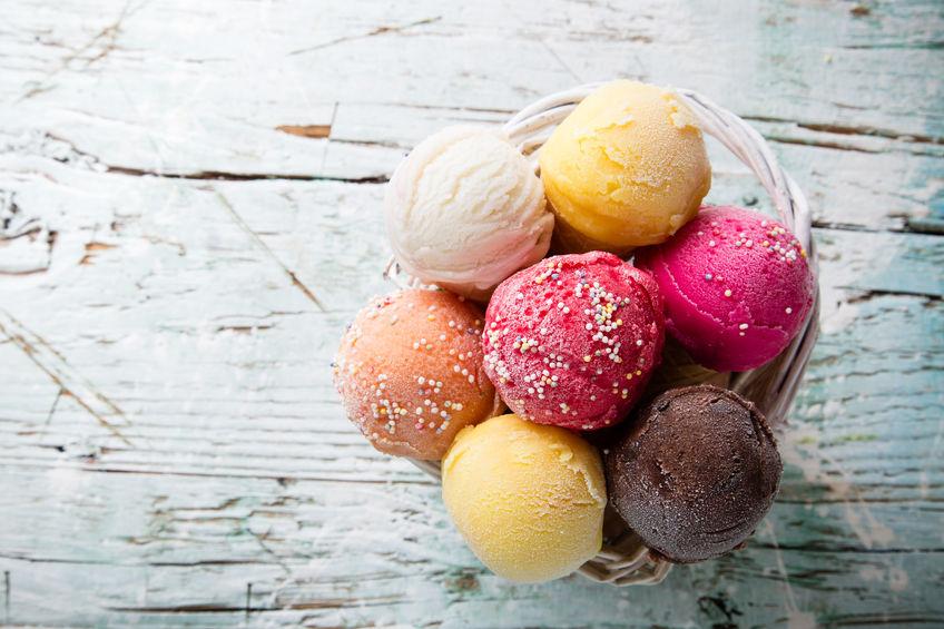 Zdrowie: 10 powodów, żeby jeść lody
