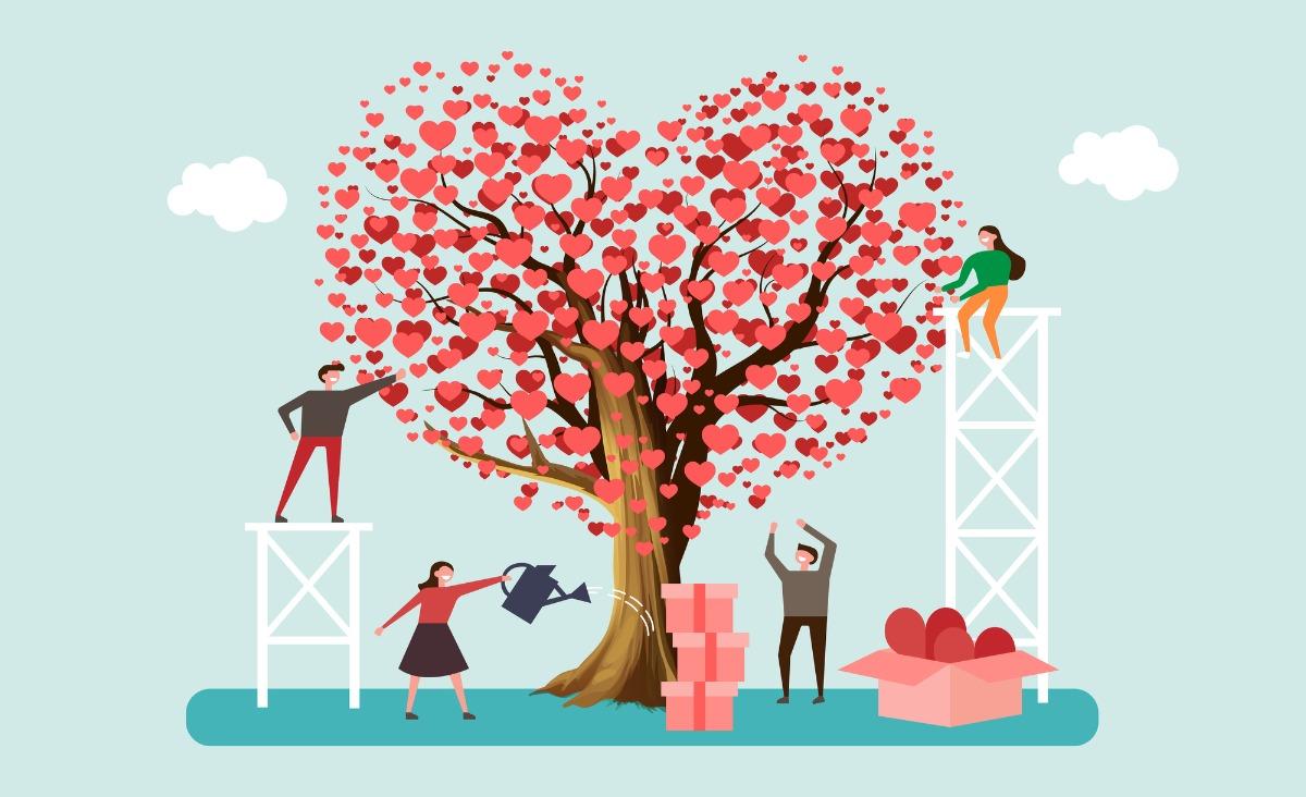 Jak kochać nie tylko w Walentynki