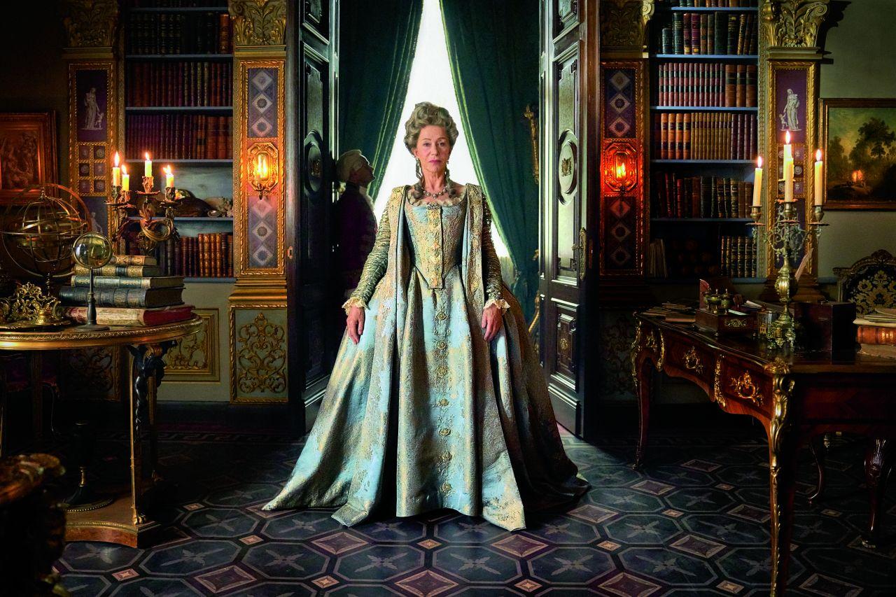 """Kadr z filmu """"Katarzyna Wielka"""" (Fot. materiały promocyjne HBO)"""
