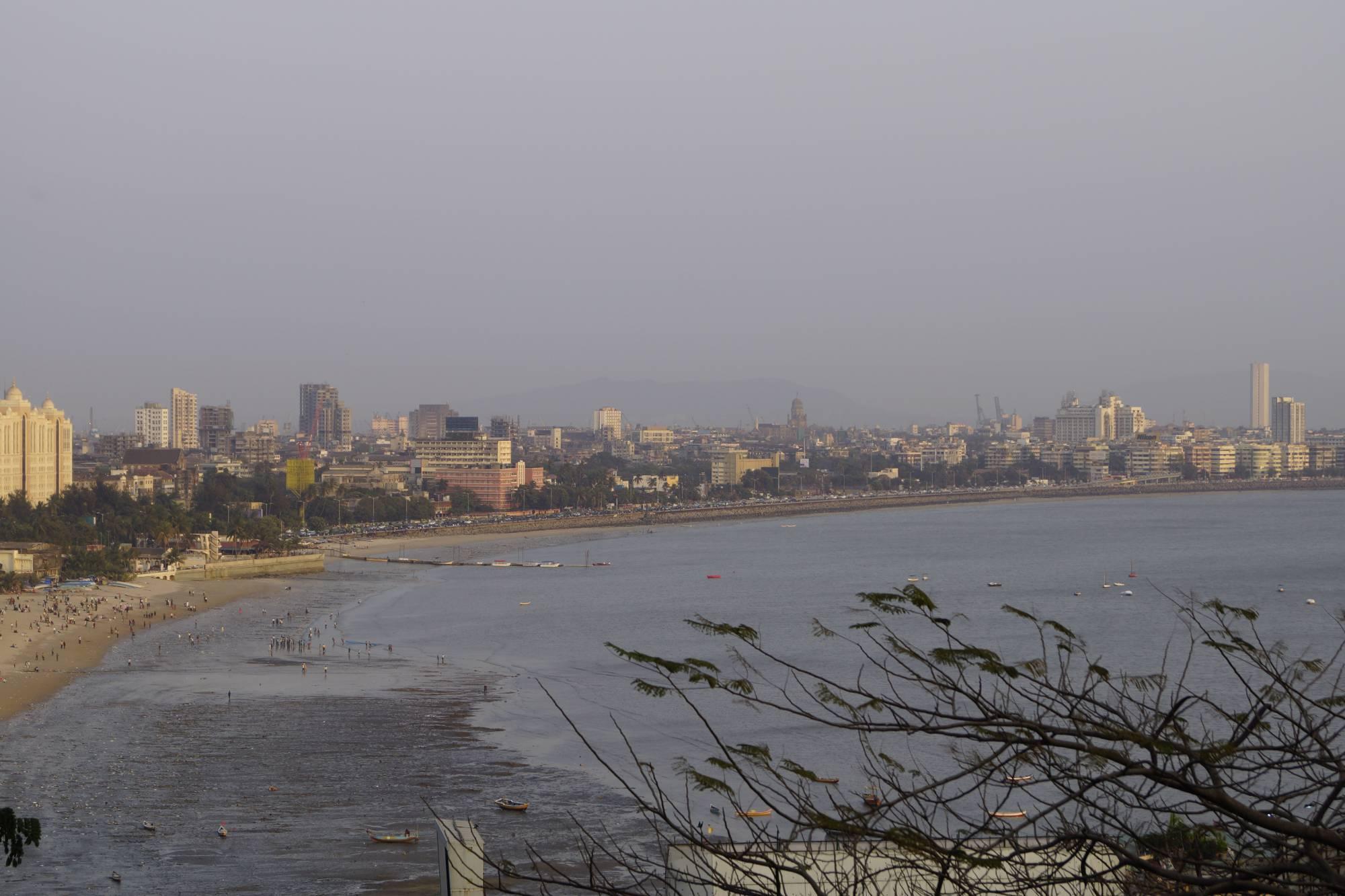 Panorama Mumbaju