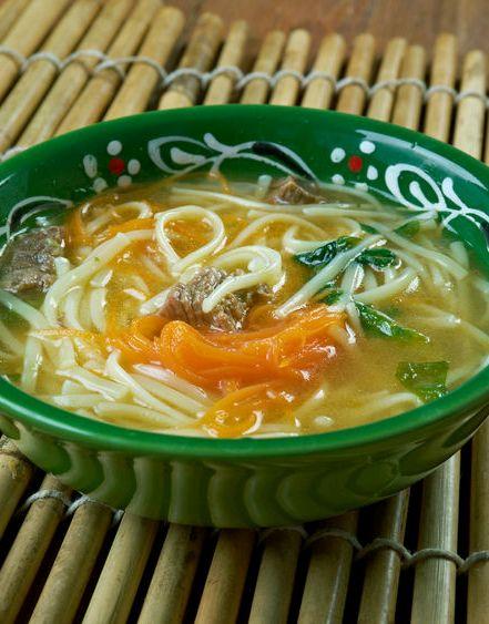 Thukpa: zupa z Himalajów