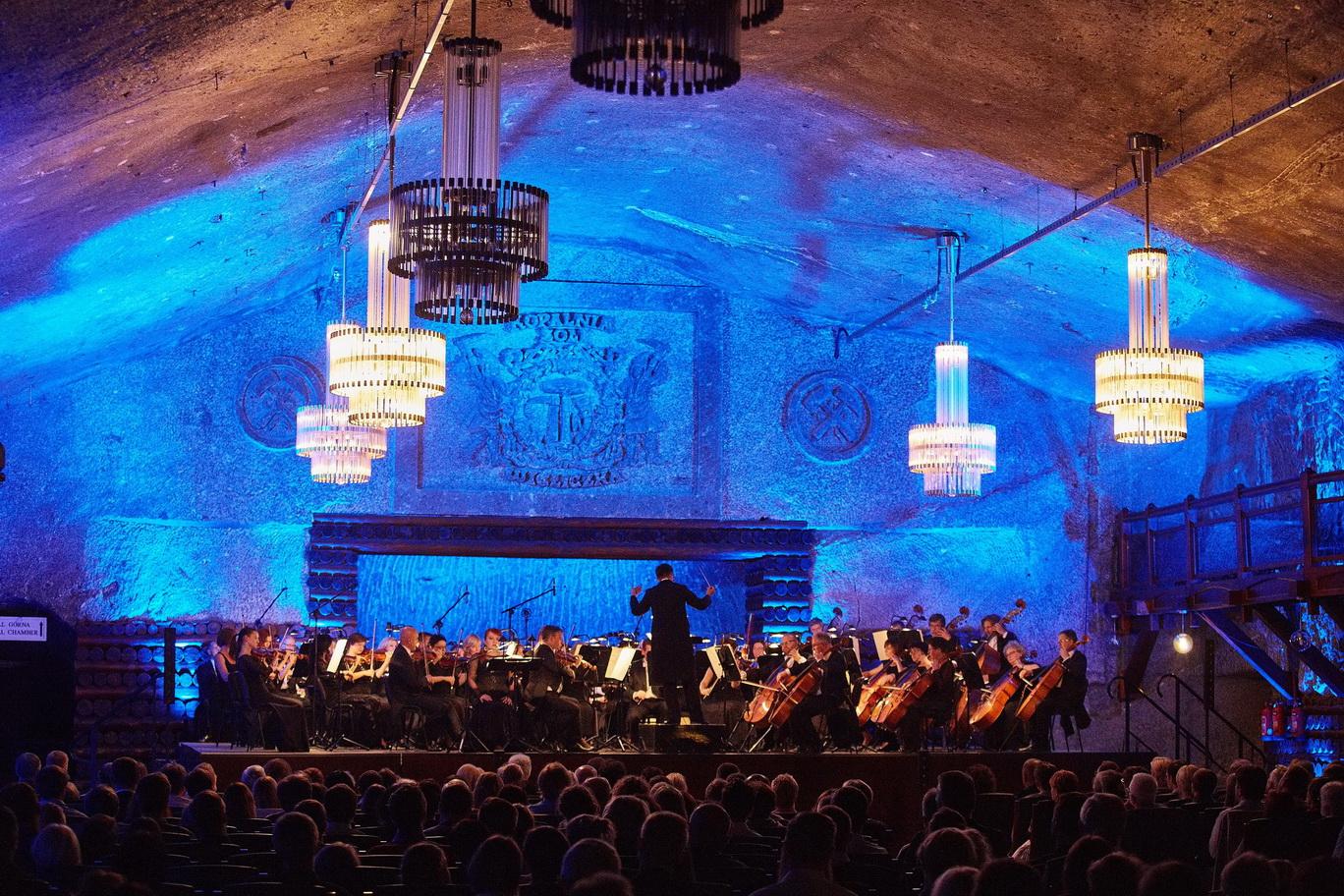 Noworoczne koncerty Opery Krakowskiej