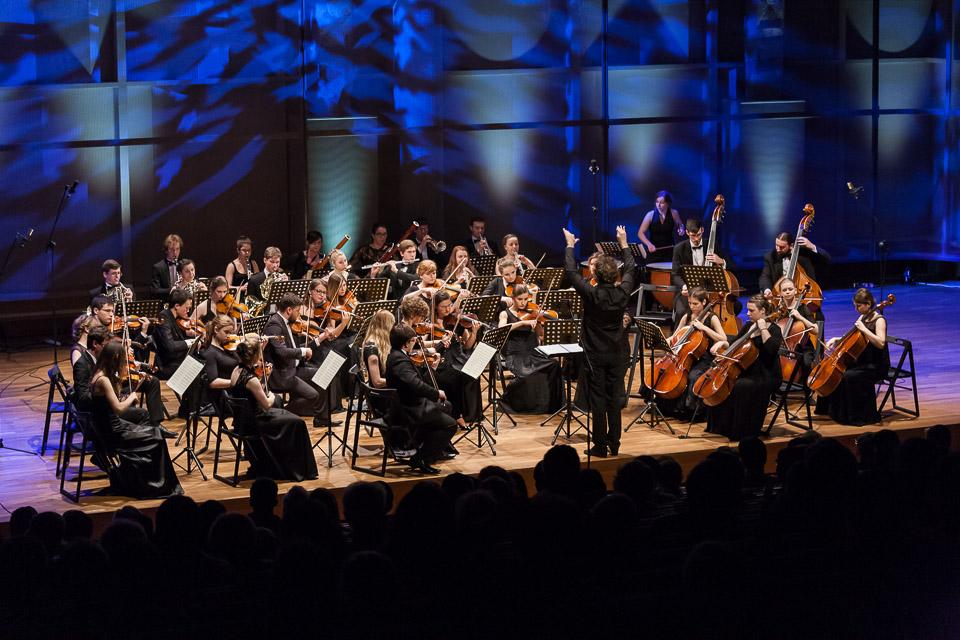 Młoda Polska Filharmonia/ koncert w Muzeum Żydów Polskich POLIN