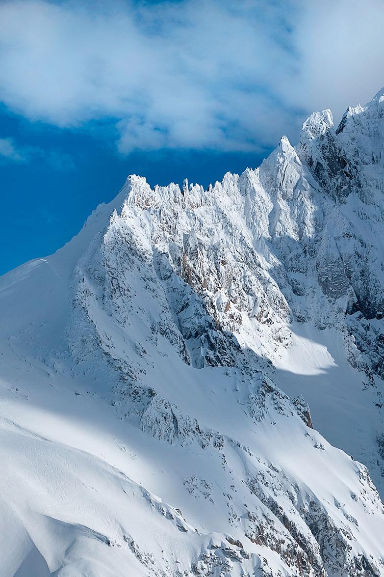 Wyżej jest tylko Mont Blanc. Fotoreportaż