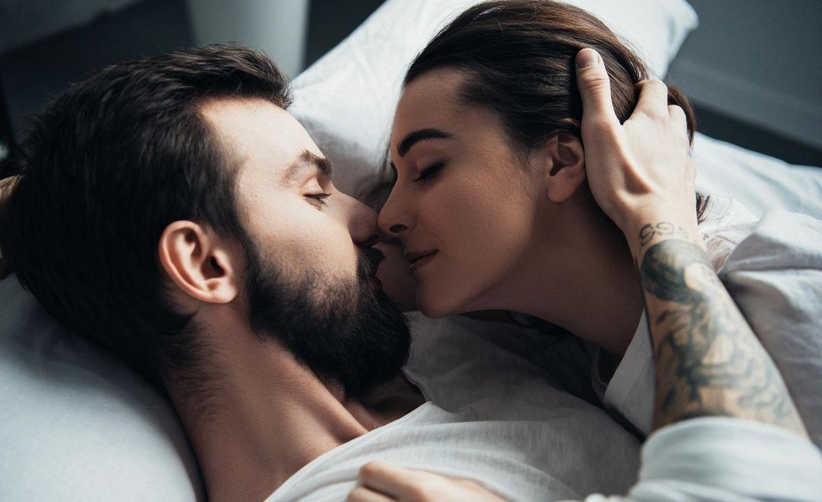 Oddech a seks. Nasz wewnętrzny afrodyzjak