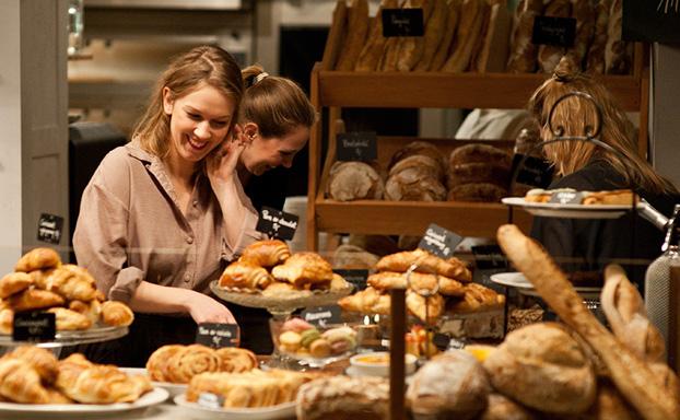 Chleb w internecie: Charlotte