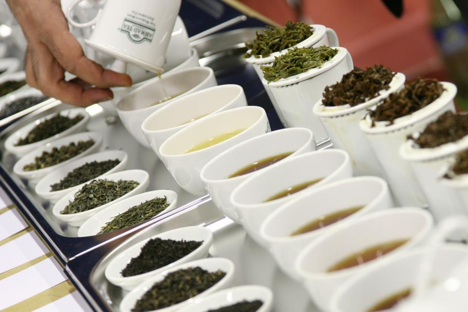 Herbata - w czasie czy po posiłku?