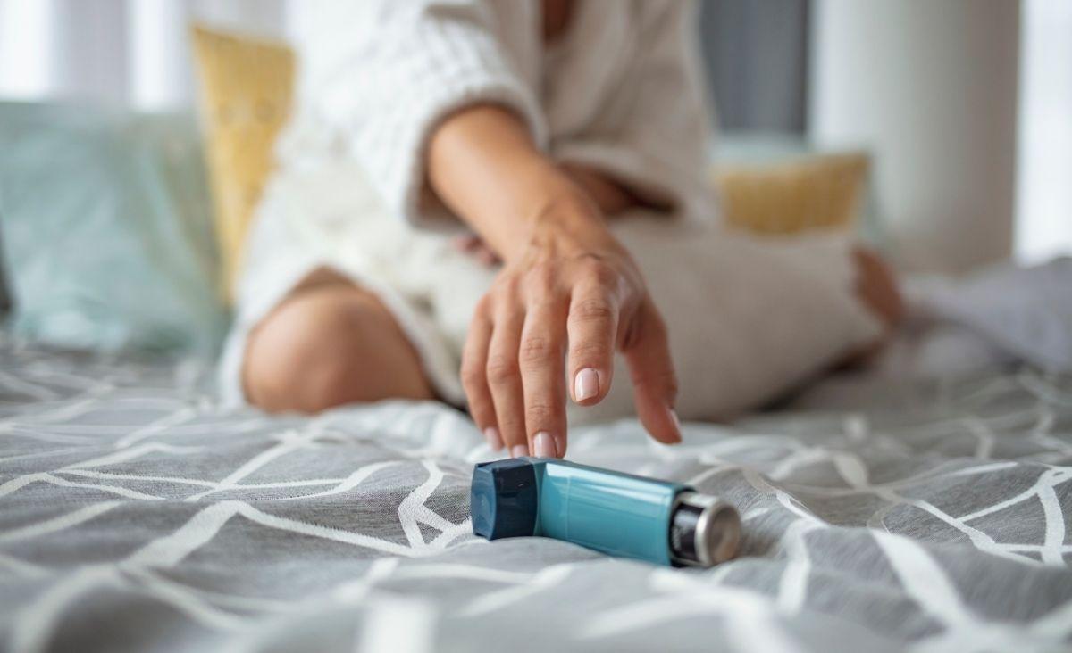 Astma - walcząc o cichy oddech
