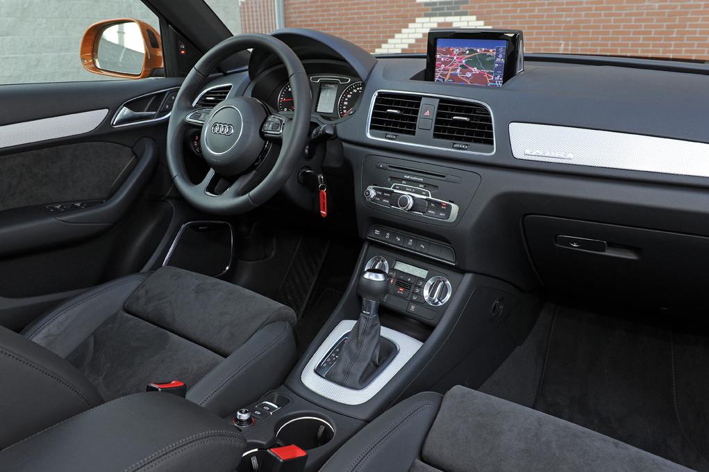 Audi Q3 - bodyguard nie tylko do miasta