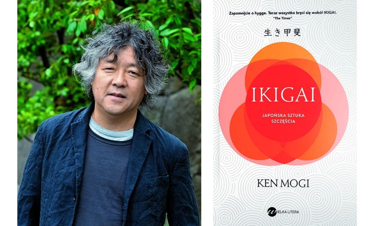 Ken Mogi odsłania w książce o Ikigai sekrety japońskiej sztuki szczęście (Fot. materiały prasowe)