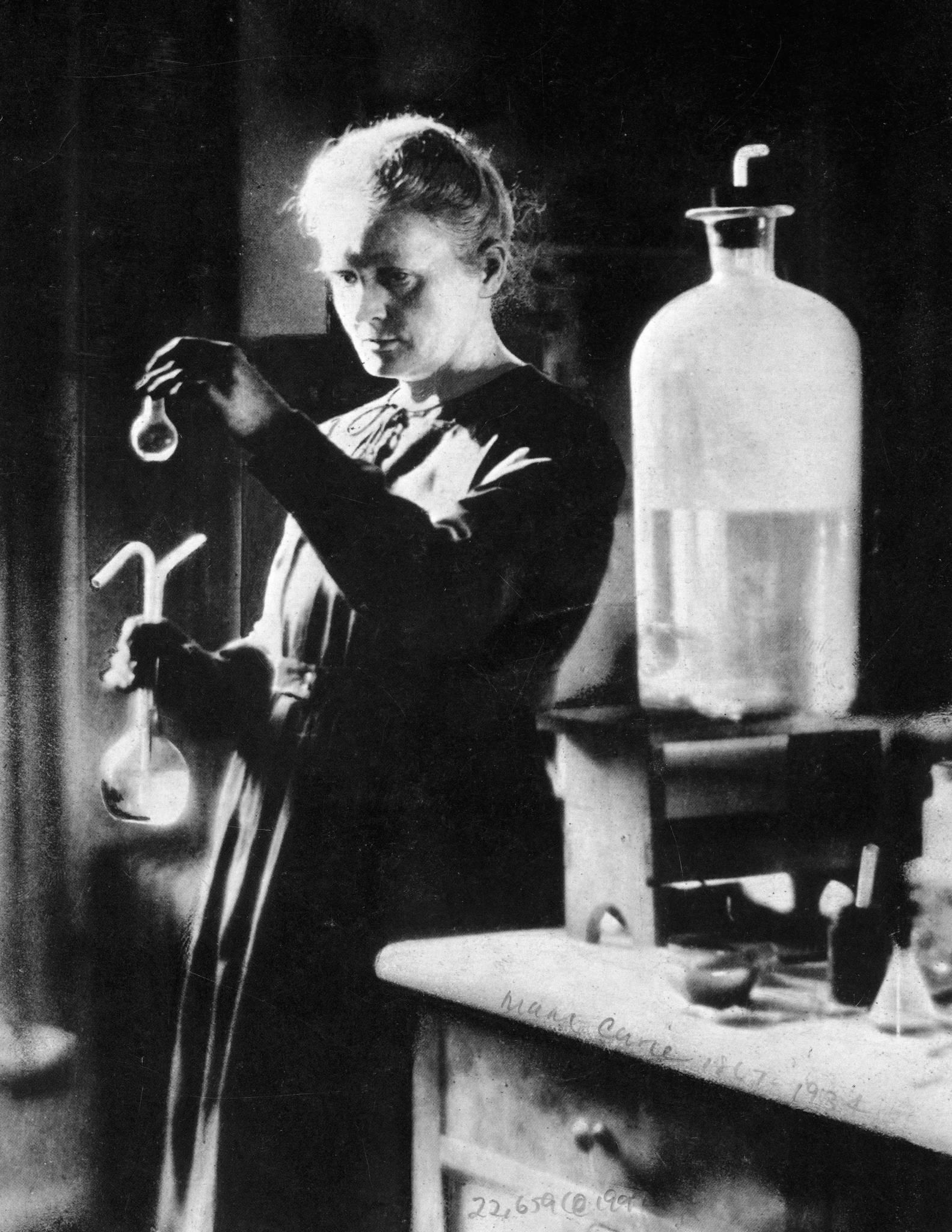 Maria Skłodowska-Curie (fot. BEW PHOTO)