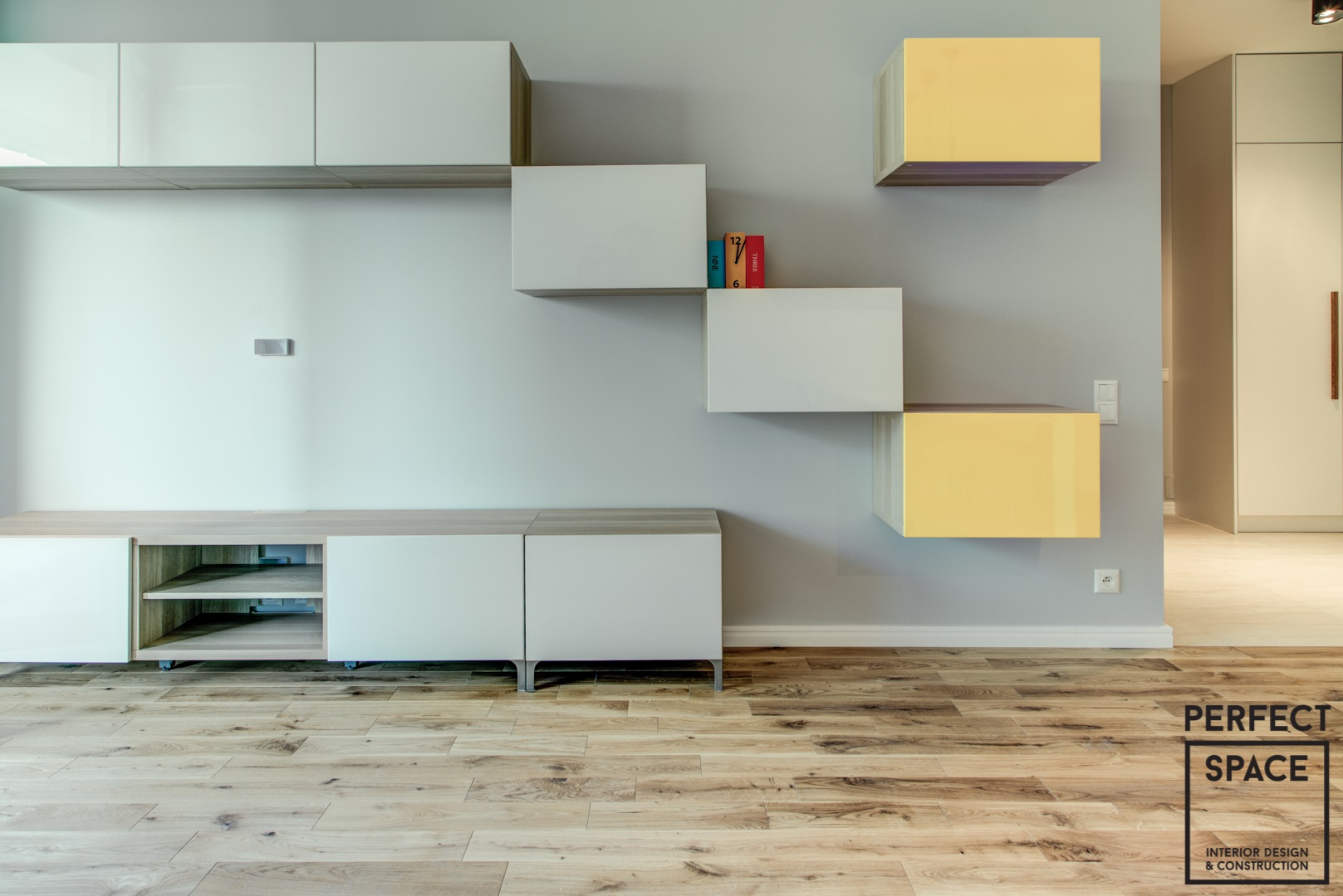 perfect space funkcjonalne wnetrze mieszkania salon