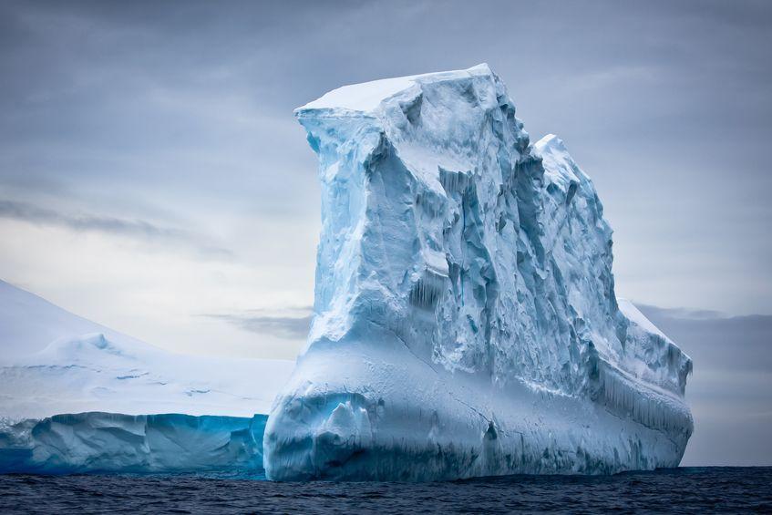 Globalne ocieplenie czy lodowiec?