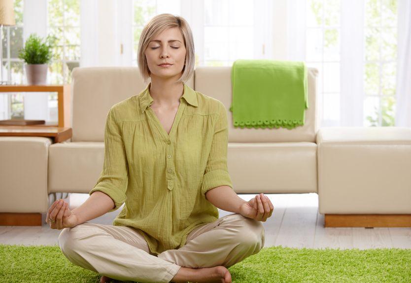 Trzyminutowa przestrzeń na oddech - minimedytacja