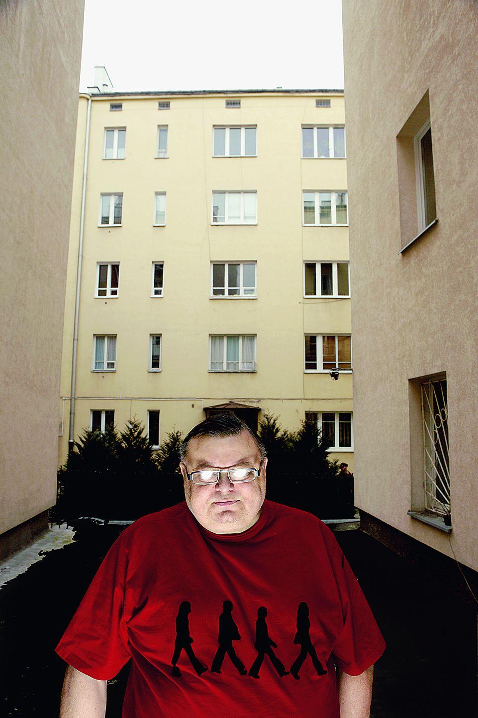 Warszawa Wojciecha Manna