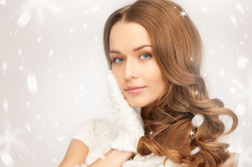 pielęgnuj skórę zimą