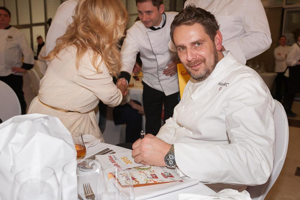 Żółty przewodnik Gault&Millau w Polsce