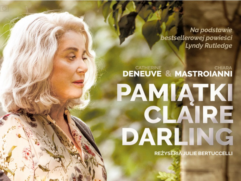 Pamiątki Claire Darling z Catherine Deneuve w kinach od 5 lipca