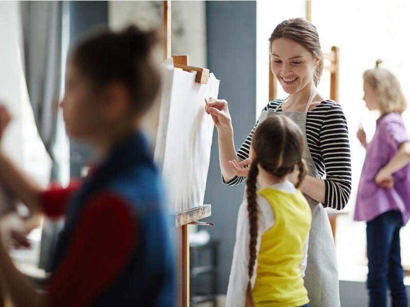 Rozsupłać supełki w dziecku: Kim jest nauczyciel z pasji?