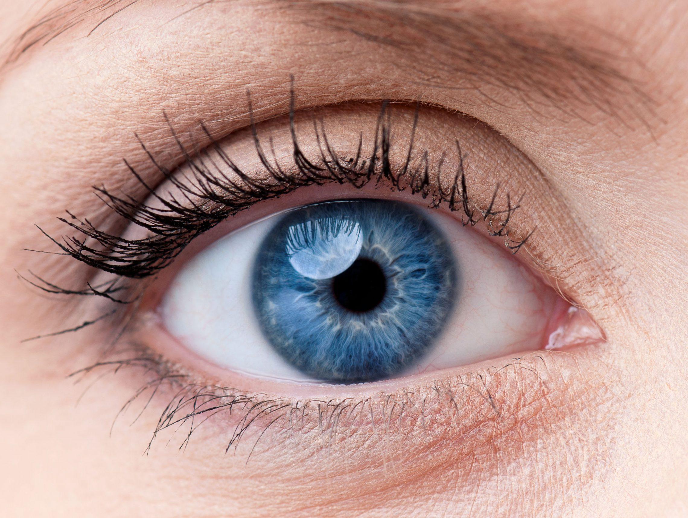 Jak podkreślić kolor oczu