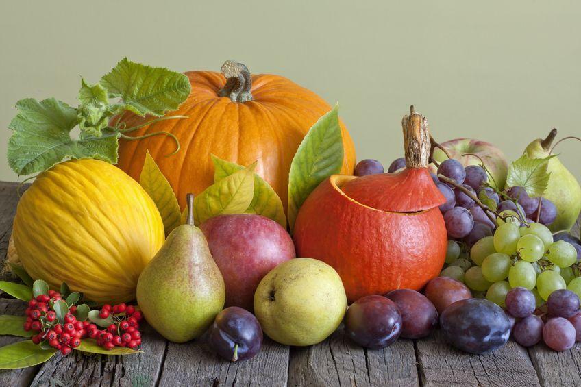 Jak zatem powinna wyglądać jesienna dieta?
