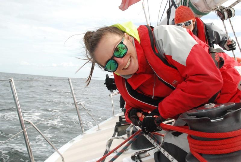 Polskie żeglarki na Mistrzostwach Europy ORC