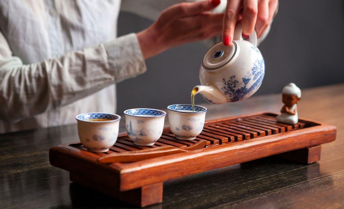 Po prostu napij się herbaty!