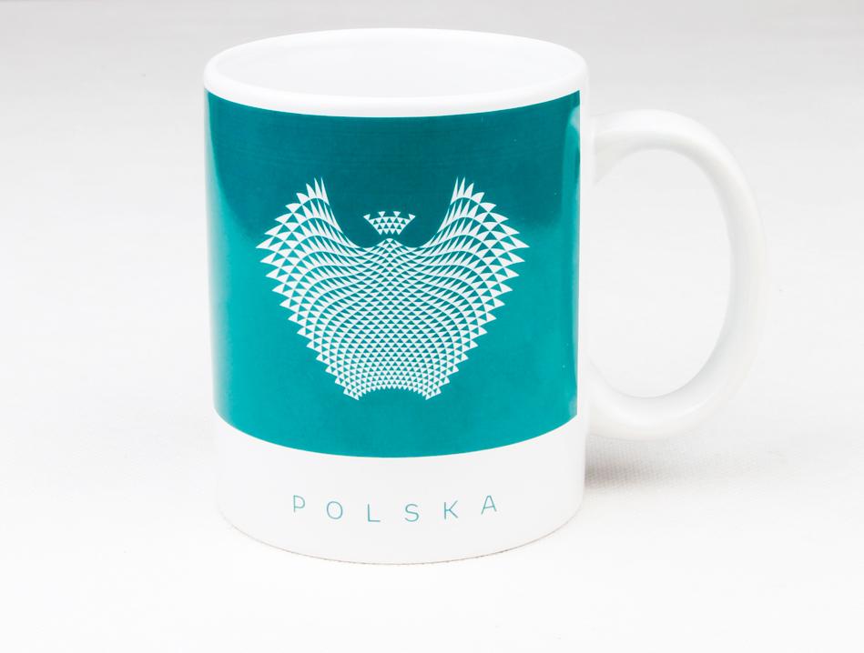 Polska nowoczesna - kolekcja designerskich pamiątek
