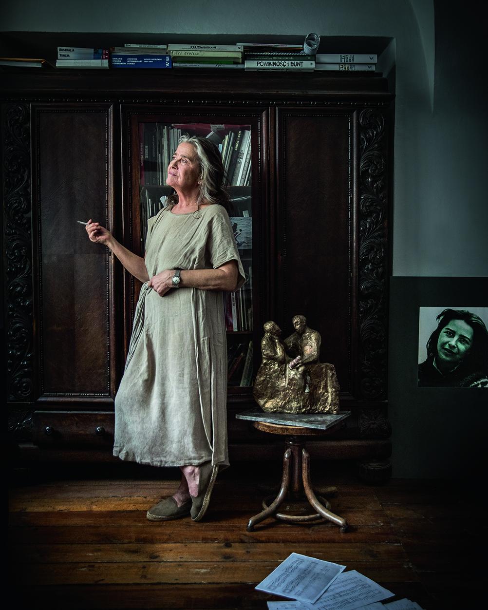 Barbara Falender - znikanie