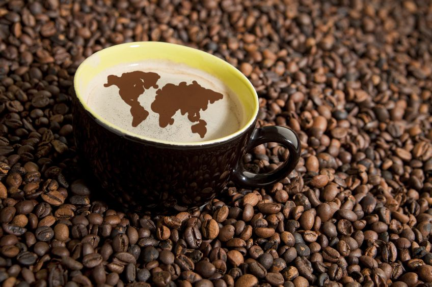 Kawa z potu i łez