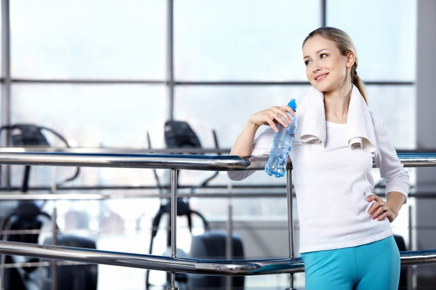 Jak przygotować się do treningu?