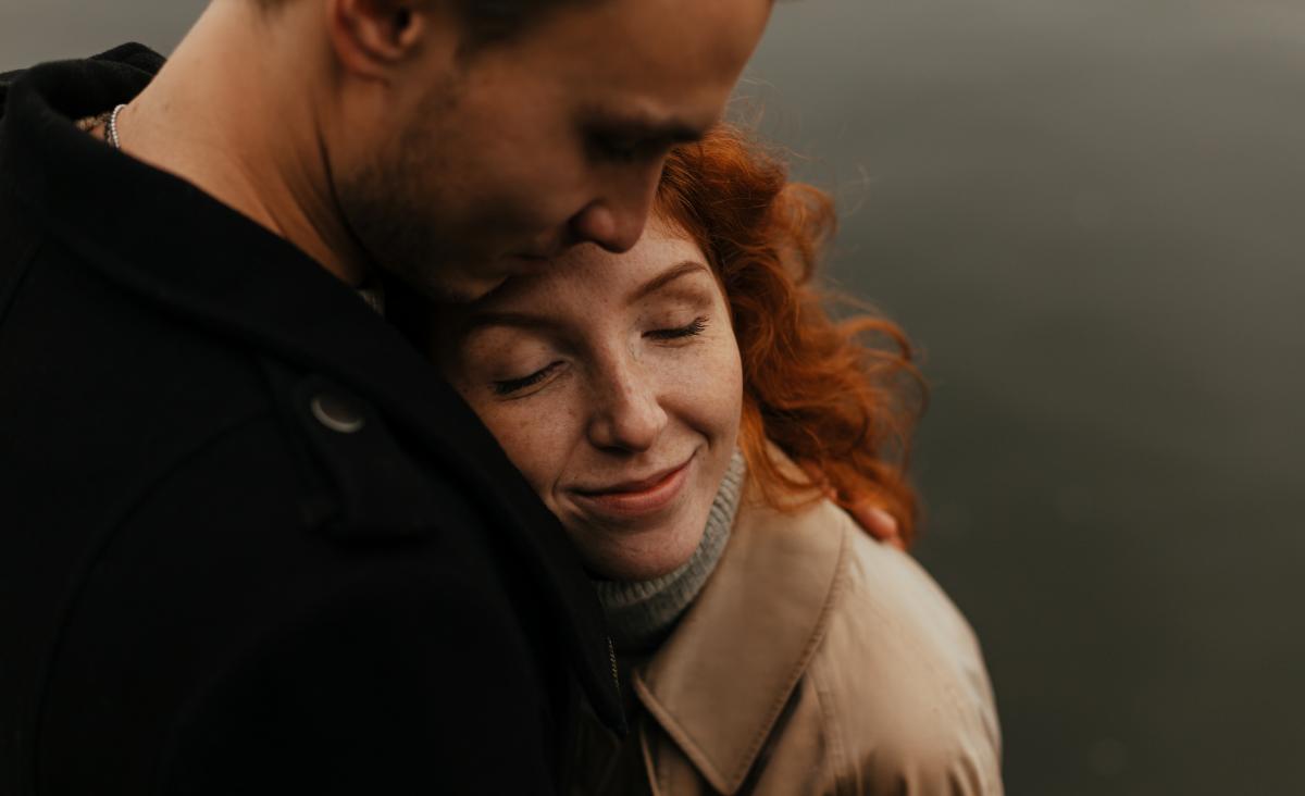 Spragnieni przytulania