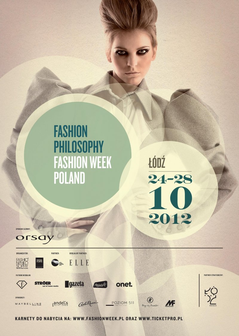 Fashionphilosophy Week Poland 24-28.10.2012