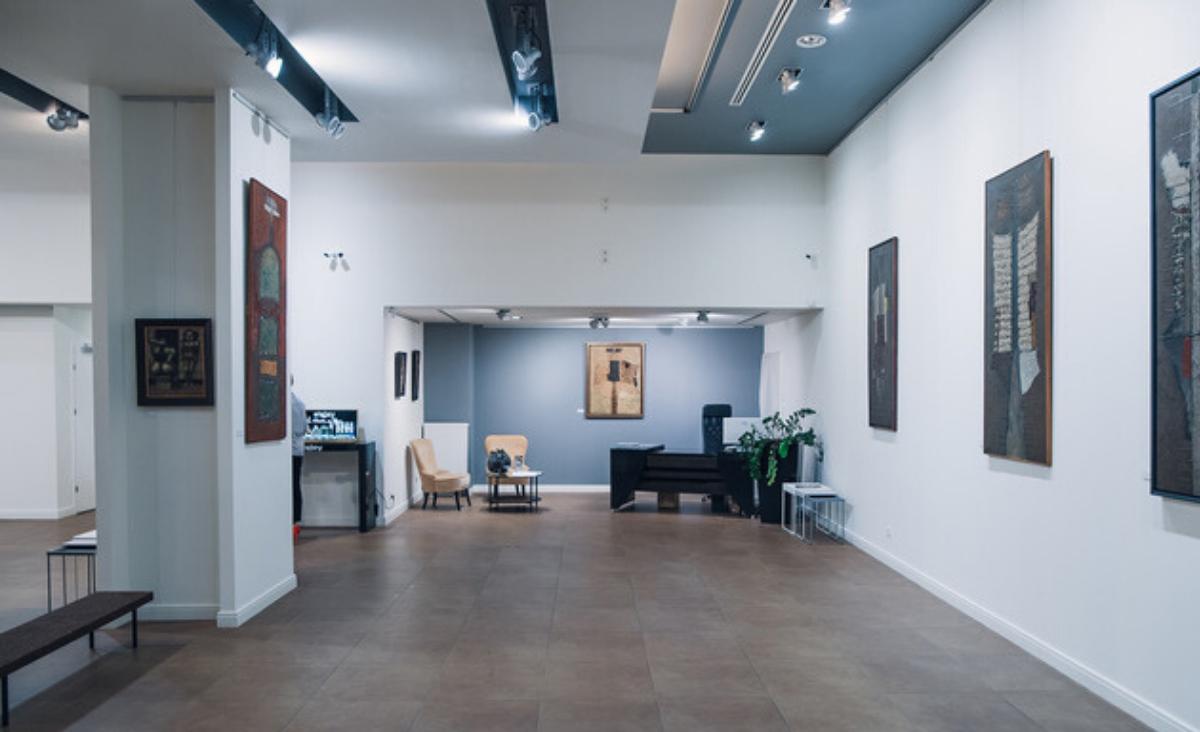 Wystawa Jana Lebensteina w Galerii Biegasa