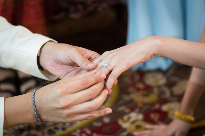 Wierność najważniejszą wartością w małżeństwie