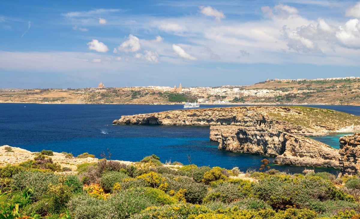 Malta - po słońce jesienią