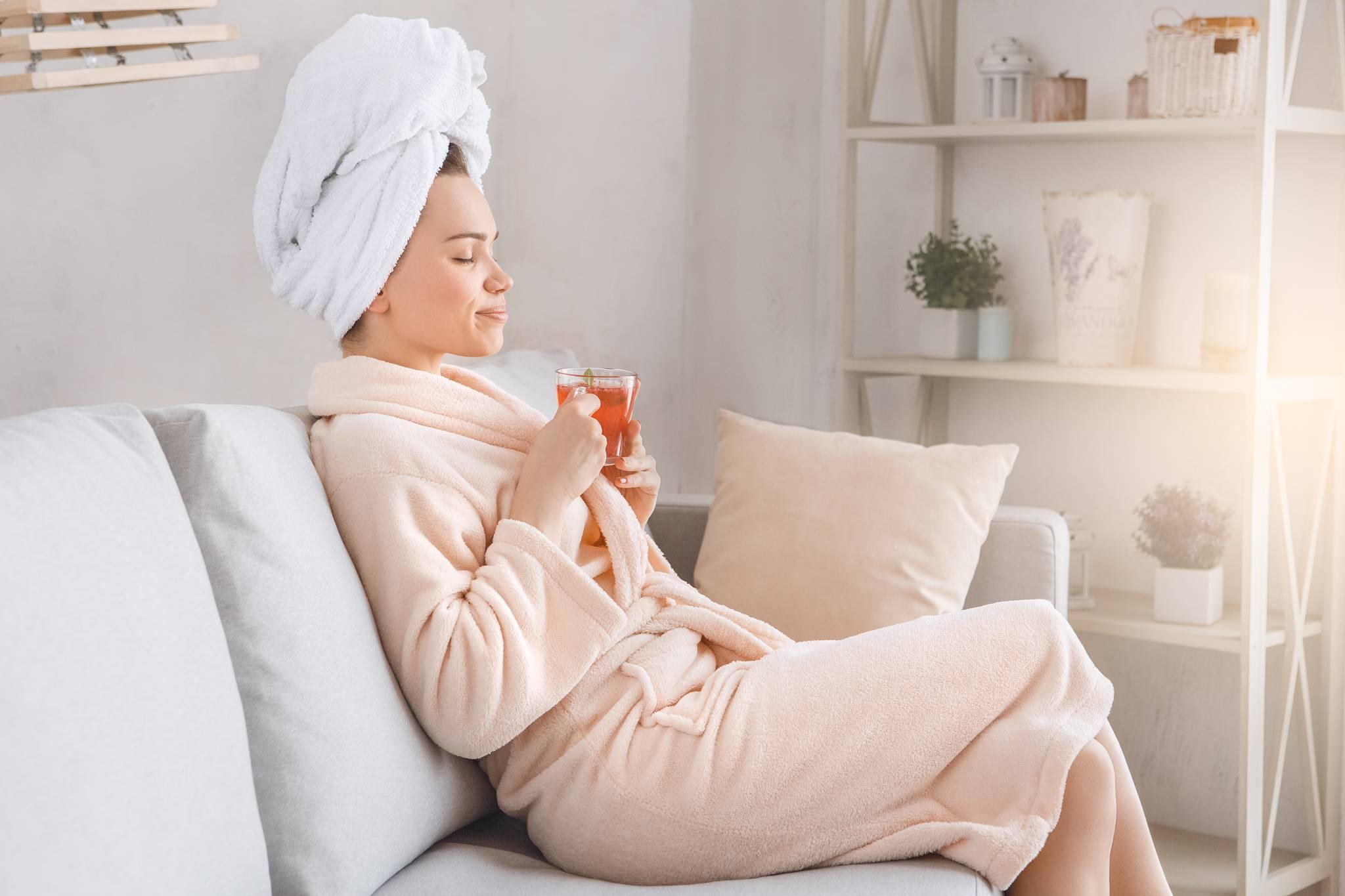 Domowe SPA - odpręż się i odzyskaj wewnętrzny spokój