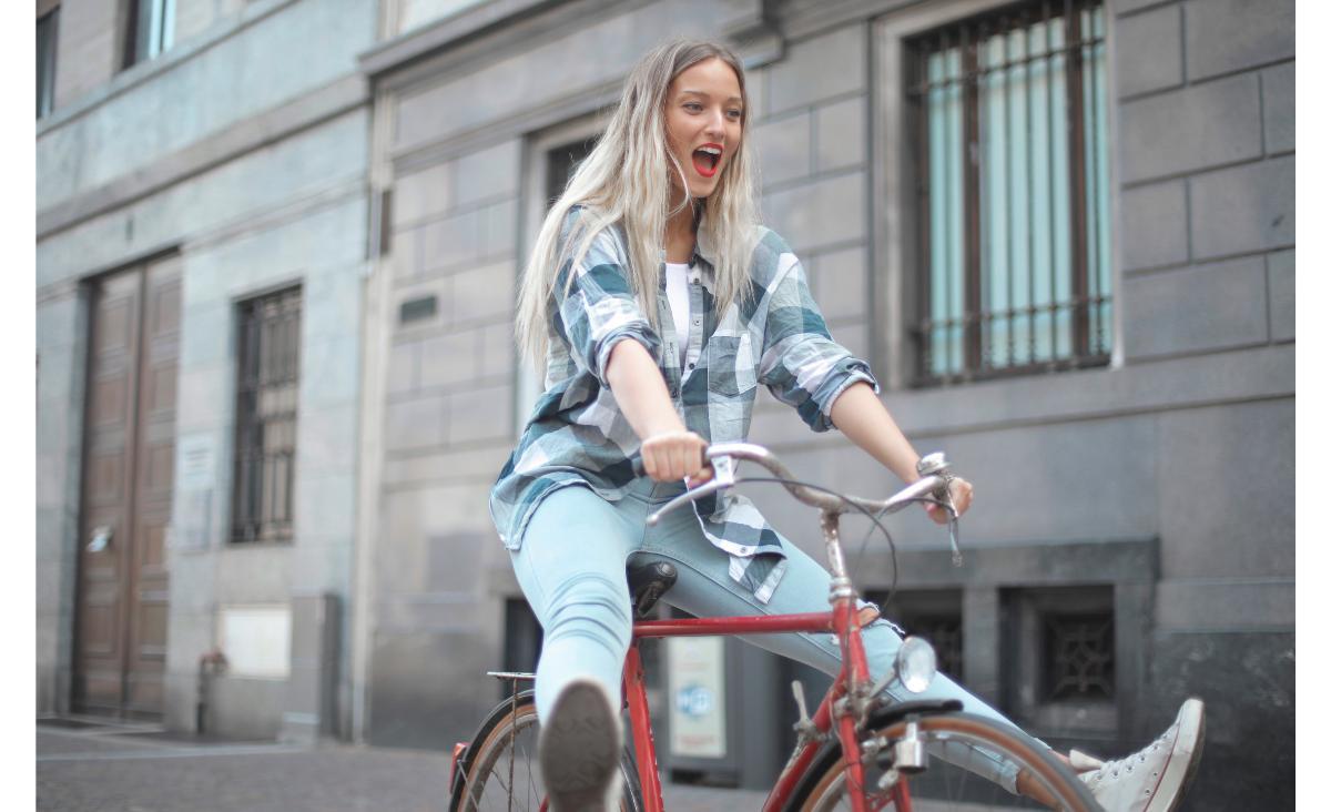 Rower dla ciała, ducha i środowiska - poznaj zalety jazdy na rowerze