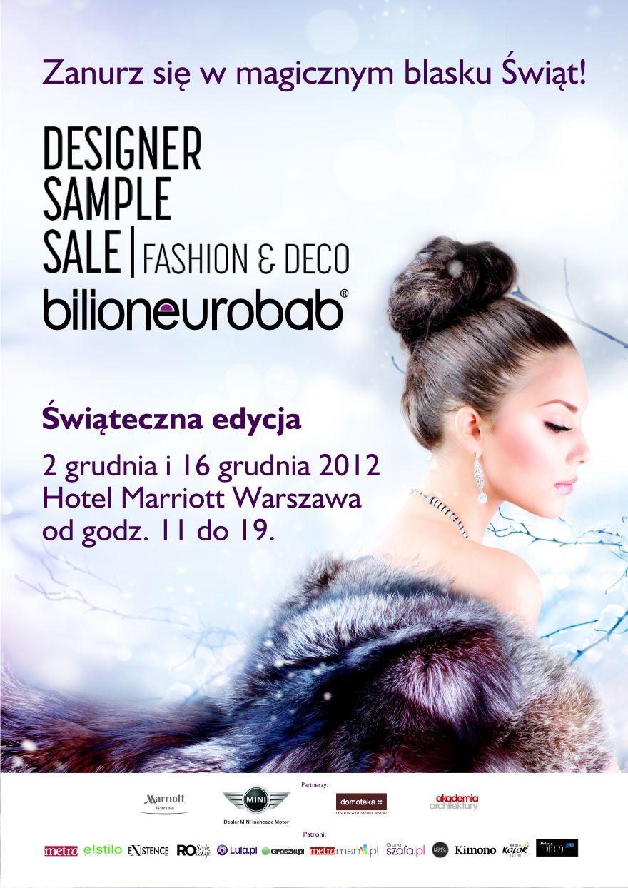 Designer Sample Sale