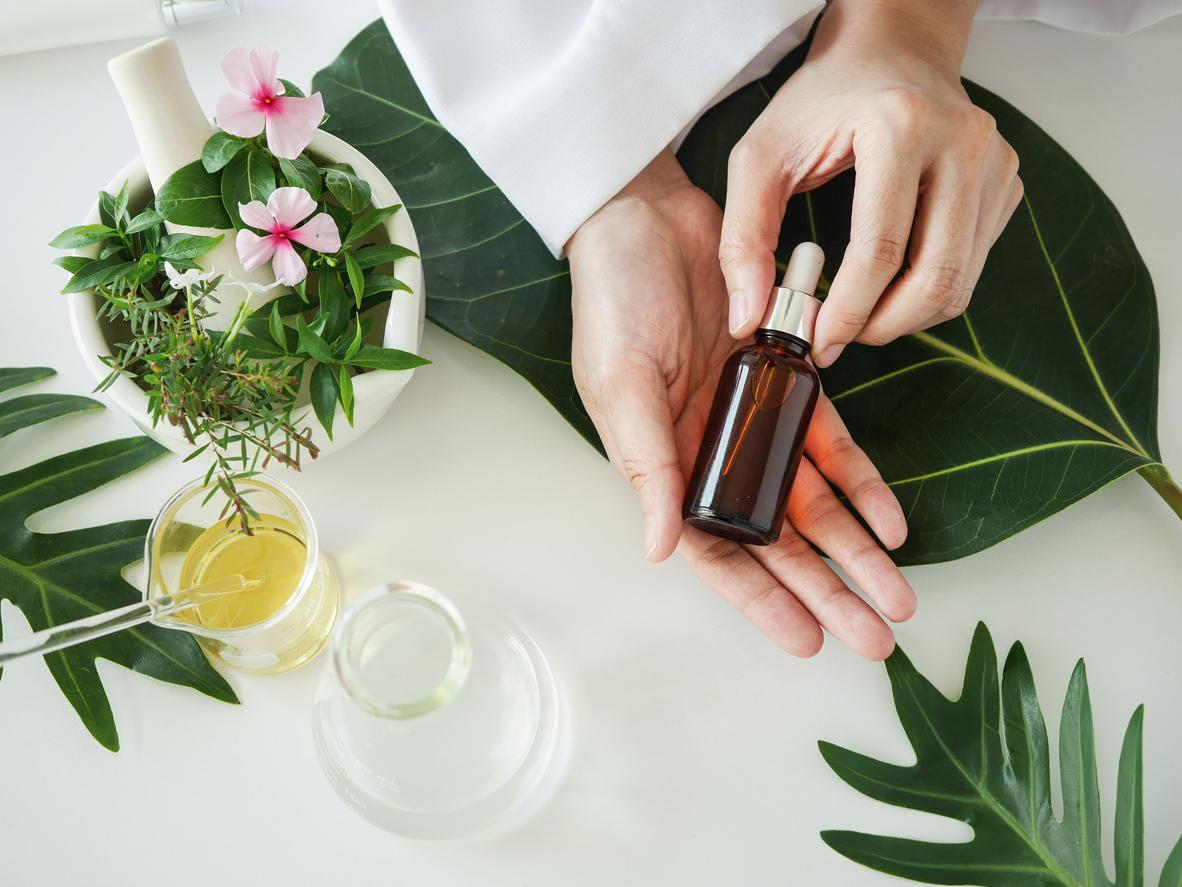 Kosmetyki w zgodzie z naturą