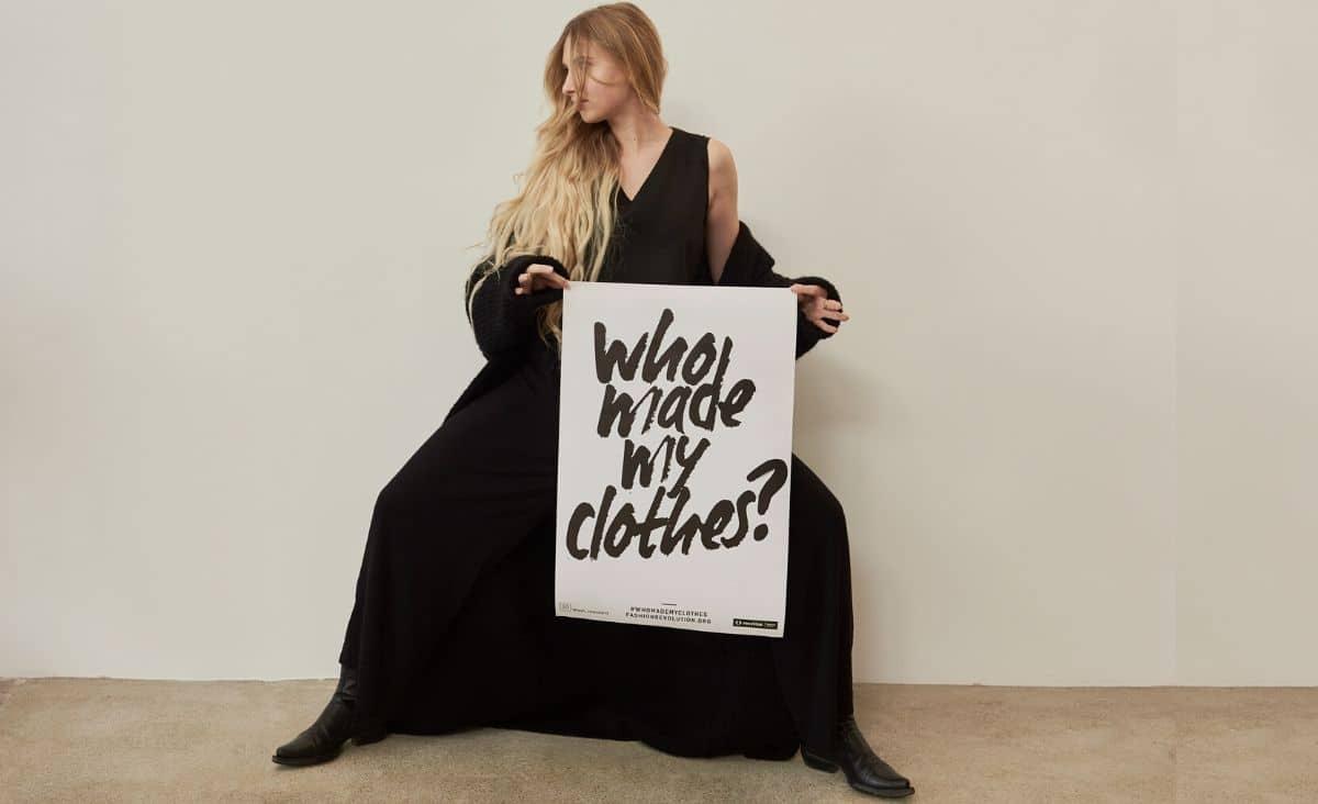 Kto zrobił twoje ubranie? Rozmowa z Eweliną Antonowicz z polskiego oddziału Fashion Revolution