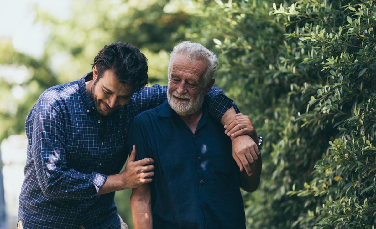 Ojciec i syn - jak wybaczyć po latach, jak odbudować relację?
