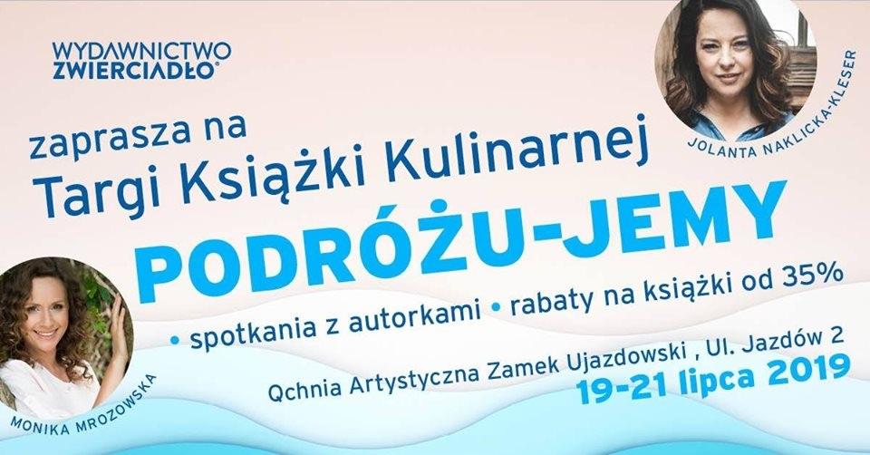 Targi Książki Kulinarnej - dyskusje, spotkania z autorami, pokazy kulinarne. (Fot. materiały prasowe)