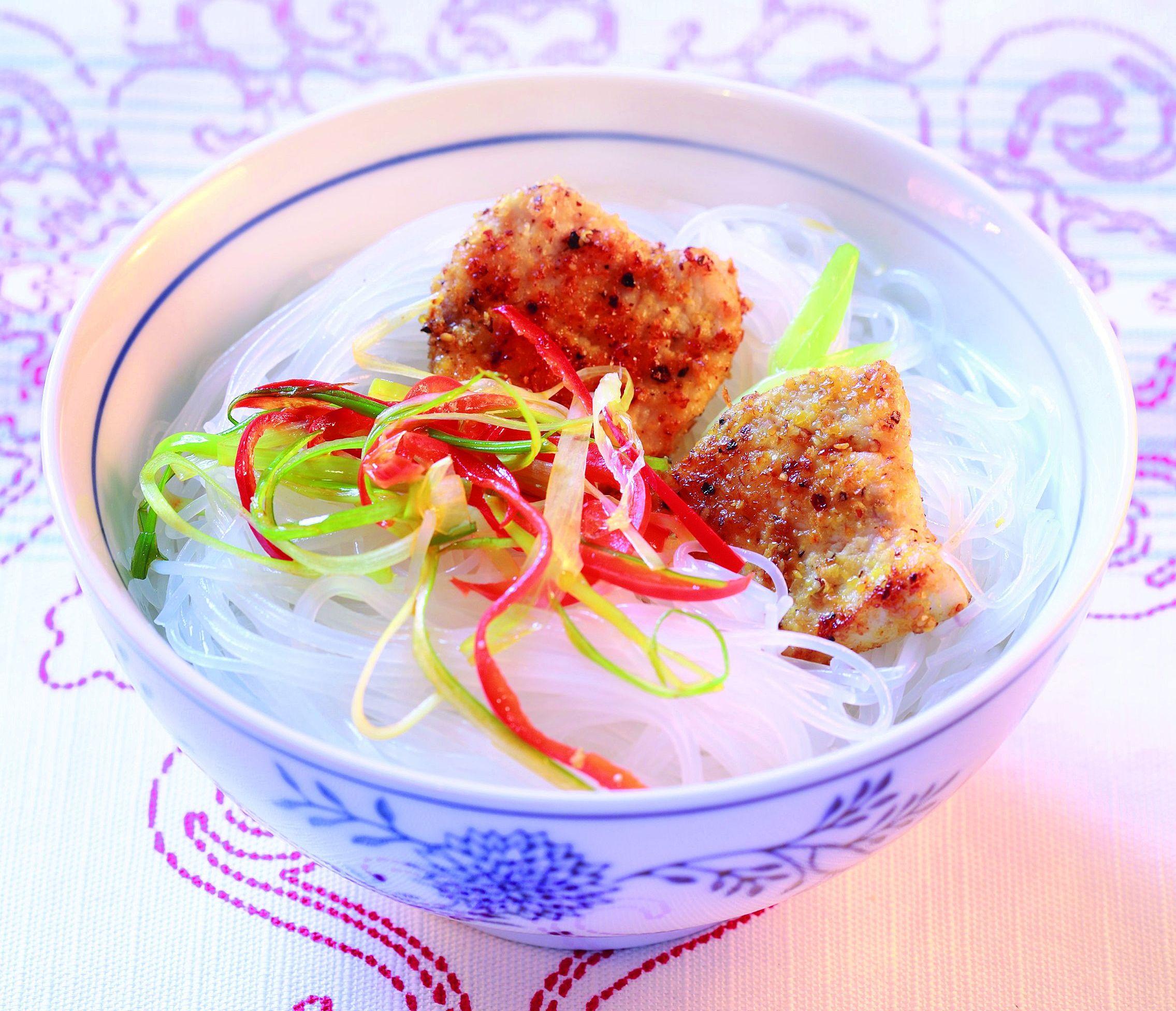 Gorąca Azja – pikantny kurczak