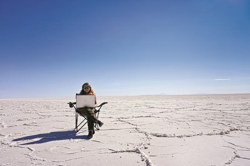 Wokół nas: Cyfrowi nomadzi