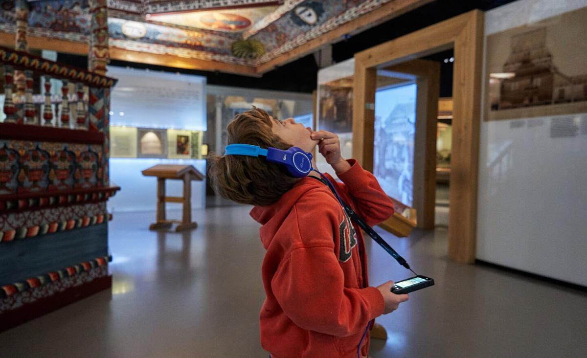 Audioprzewodnik dla całej rodziny – nowość w Muzeum POLIN