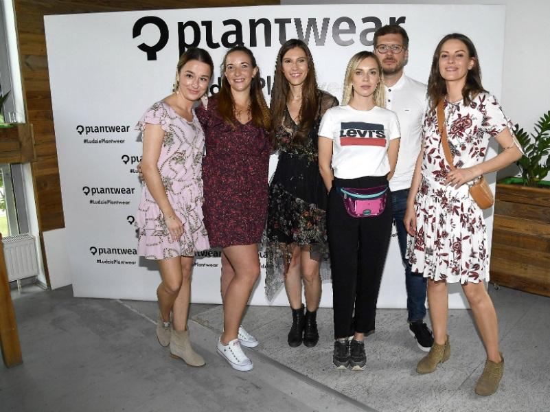 Spotkanie prasowe z marką Plantwear