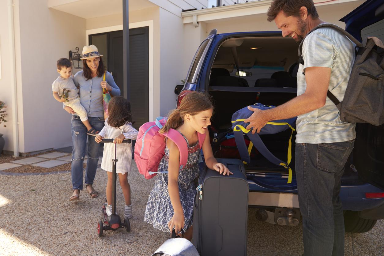 Jak nie stresować się podczas rodzinnych wakacji z dziećmi?