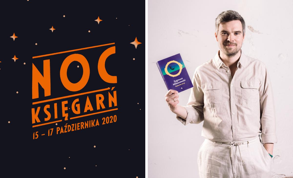 Noc Księgarń - największe wydarzenie literackie tej jesieni